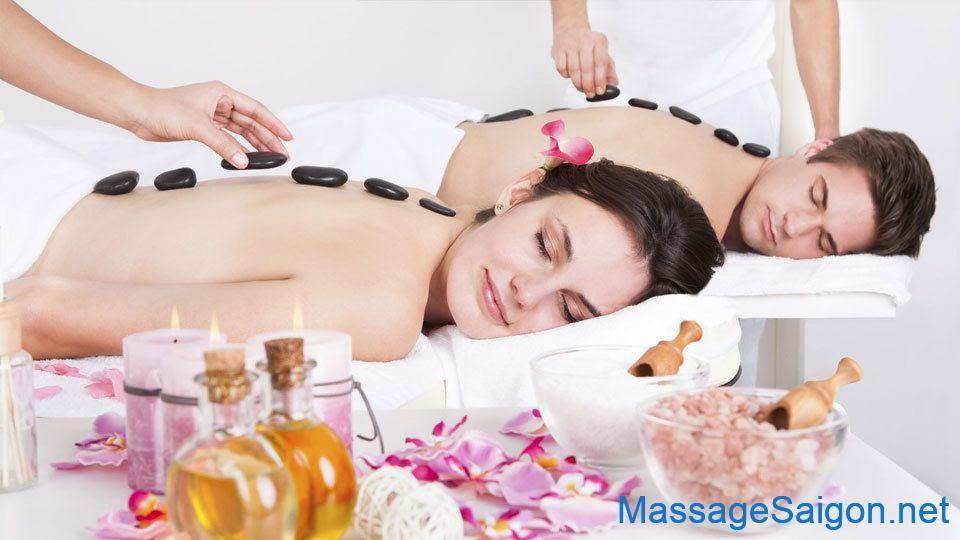 Lợi ích của massage cặp đôi mang lại