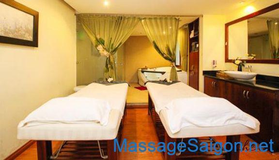 Saigon Eden Spa - HCM