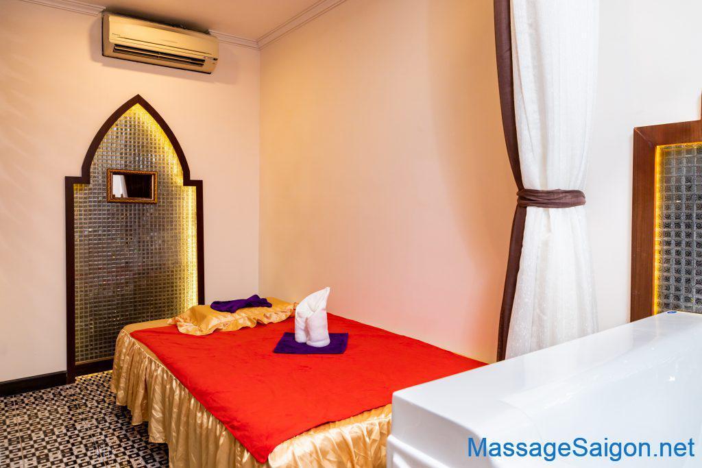 Tiêu chuẩn của một dịch vụ massage